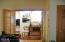 206 NW Alsea Bay Dr, Waldport, OR 97394 - Den Double Glass Doors
