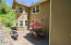 381 Maple Dr, Otis, OR 97368 - Back Patio
