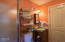 381 Maple Dr, Otis, OR 97368 - Cabin Bathroom