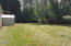 342 Se 116th Street, South Beach, OR 97366 - Back-yard and Shed