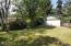 342 Se 116th Street, South Beach, OR 97366 - Back-yard looking toward Garage/Shop