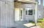 5090 NE Highland Ave, Yachats, OR 97498 - Covered Porch