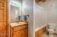 5090 NE Highland Ave, Yachats, OR 97498 - Downstairs Bath