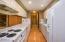 4701 NE Loop Dr, Otis, OR 97368 - Galley kitchen