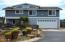 255 NW Fayette St, Waldport, OR 97394 - Front view from Driveway!
