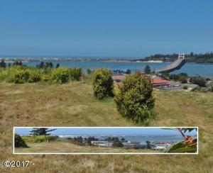 140 S Bay St, Waldport, OR 97394 - Panoramic ocean bay view