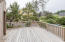 691 SW 26th Ln, Lincoln City, OR 97367 - Large back deck