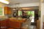320 SE Evergreen Dr, Waldport, OR 97394 - Kitchen looking toward Dining