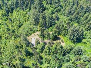 8405 NW Kinglet St, Seal Rock, OR 97376 - Aerial