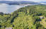 LOT 400 NW Legion Rd., Seal Rock, OR 97376 - Aerial of Acreage & Alsea Bay
