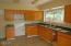 404 E Evans Dr, Tidewater, OR 97390 - Kitchen
