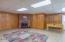 6345 NE Mast Ave, Lincoln City, OR 97367 - Garden Level Family Room