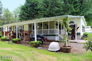 6014 Salmon River Hwy, Otis, OR 97368 - Front of Home