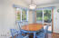 1835 NW 50th St., Lincoln City, OR 97367 - Dining area and sliders to deck