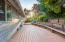 1835 NW 50th St., Lincoln City, OR 97367 - Garden lvl deck and priv. terraced yard