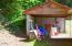 1224 SE Collier Ave, Toledo, OR 97391 - Garden Shed