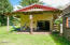 847 Hamer Rd, Siletz, OR 97380 - Back of barn w/ hammock