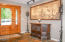 847 Hamer Rd, Siletz, OR 97380 - Entry with slate floor