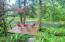847 Hamer Rd, Siletz, OR 97380 - Deck overlooking Siletz River