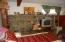 675 SE Keel Ave, Lincoln City, OR 97367 - Stone Wall in Bedroom