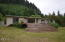 17394 E Alsea Hwy, Tidewater, OR 97390 - Large deck facing river.
