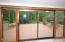 17394 E Alsea Hwy, Tidewater, OR 97390 - River and deck from dining room.