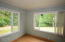 17394 E Alsea Hwy, Tidewater, OR 97390 - View of river from bedroom #1