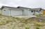 1968 NW Admiralty Cir, Waldport, OR 97394 - House from Yard!