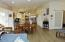 1968 NW Admiralty Cir, Waldport, OR 97394 - Living/Dining & Kitchen!