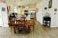 1968 NW Admiralty Cir, Waldport, OR 97394 - Dining area to Kitchen!