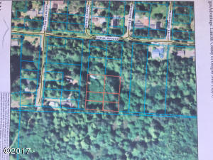 TL 600 NE Wyoming St., Yachats, OR 97498 - Aerial view