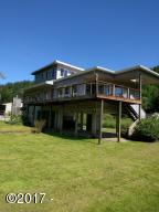 4477 S Alta Dr, Lincoln City, OR 97367 - From the Yard