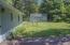 190 NE 121st St, Newport, OR 97365 - Back Yard