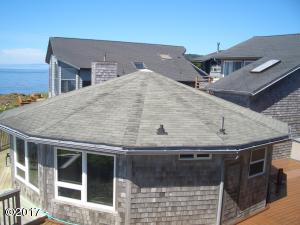 545 SW Cardinal Street, Depoe Bay, OR 97341 - Ocean Front Elevation
