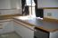 545 SW Cardinal Street, Depoe Bay, OR 97341 - Upper level kitchenette