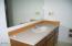 545 SW Cardinal Street, Depoe Bay, OR 97341 - Upper level bath