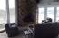 6225 N. Coast Hwy Lot 126, Newport, OR 97365 - Social Hall fireplace 2-13-17