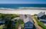 2513 NW Inlet Ave, Lincoln City, OR 97367 - Aerial Ocean View