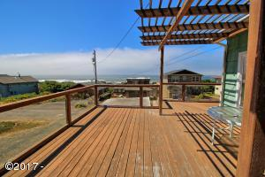 6536 NE Neptune Dr, Lincoln City, OR 97367 - View from Deck