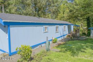 449 N Deerlane Dr, Otis, OR 97368 - Front of Home