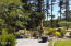 6225 N. Coast Hwy Lot 126, Newport, OR 97365 - Lot 126 Deck and view to the east 7-26-1