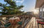 5870 Irish Ave, Pacific City, OR 97135 - Deck with views of the sunset