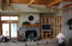 341 Salishan Dr, Gleneden Beach, OR 97388 - Gas fireplace