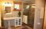 341 Salishan Dr, Gleneden Beach, OR 97388 - Hallway bath