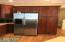 6575 Camp St, Pacific City, OR 97135 - Stainless Fridge & Pantry Cupboard