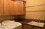 6575 Camp St, Pacific City, OR 97135 - Laundry Cabinets w/Sink and Drying Rack