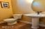 6575 Camp St, Pacific City, OR 97135 - Powder Bath Downstairs