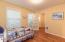 319 Kinnikinnick Way, Depoe Bay, OR 97341 - Lower Level Guest Bedroom