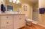 319 Kinnikinnick Way, Depoe Bay, OR 97341 - Lower Level Bath