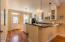 319 Kinnikinnick Way, Depoe Bay, OR 97341 - Kitchen Door to Deck